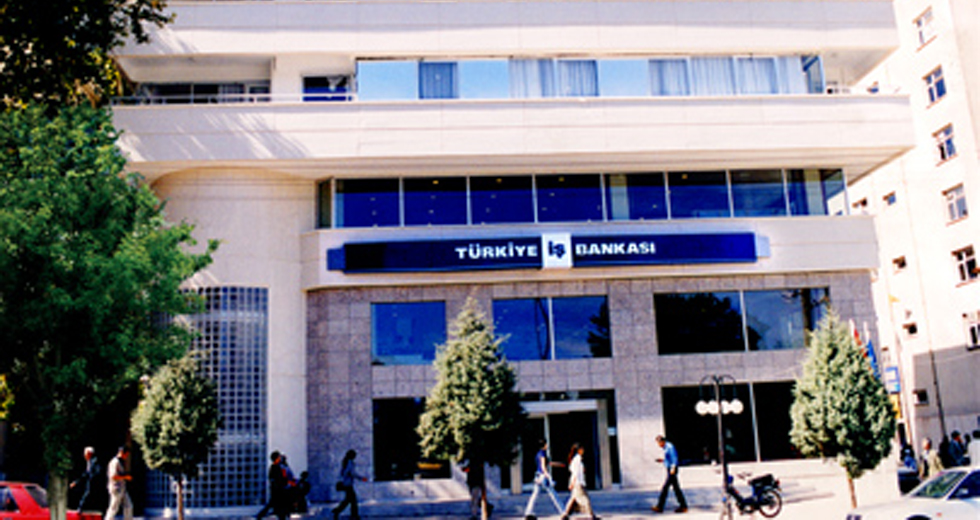 Isbank Isparta Branch Building and Dwelling Construction