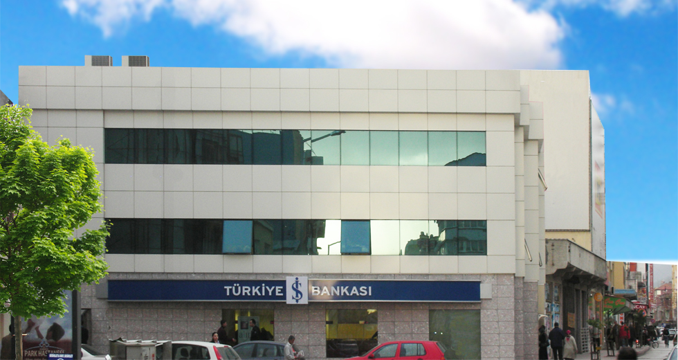 Isbank Osmaniye Branch Building and Dwelling Construction