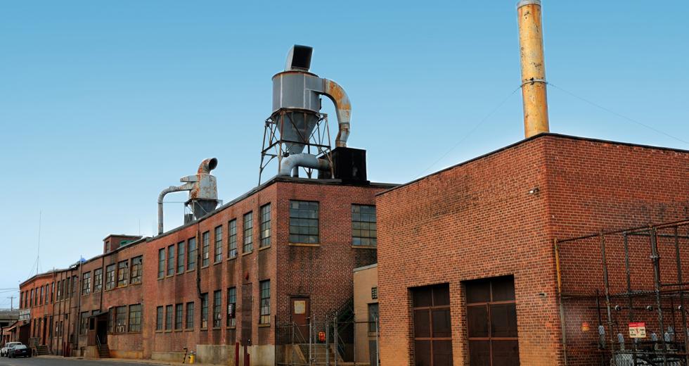 Sumerbank Filyos Firebrick Factory