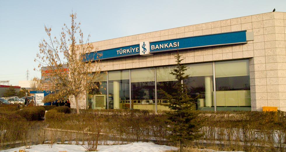 Türkiye İş Bankası Ostim Şubesi