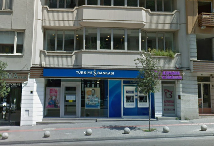 Isbank Altıparmak Branch Building and Dwelling Construction