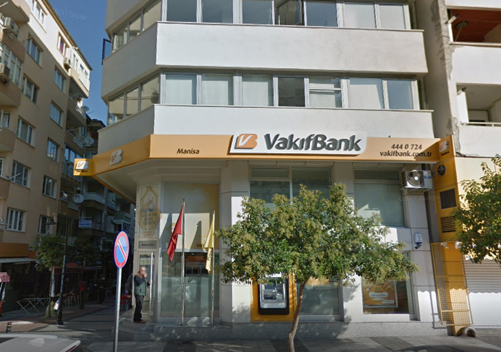 Vakifbank Manisa Branch Building and Dwelling Complex