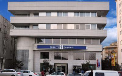 Türkiye İş Bankası Isparta Şube ve Lojman İnşaatı